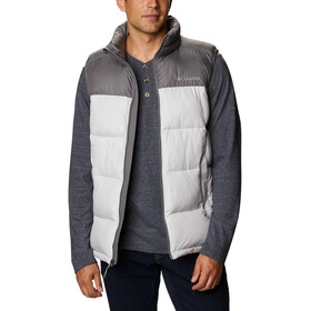 Columbia Pike Lake bodywarmer Heren, nimbus grey/city grey